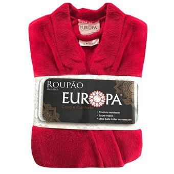 Roupao-Quimono-Europa-Microfibra--Tam-GG----Vermelho