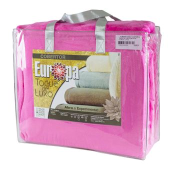 Cobertor-Casal-Europa-Toque-de-Luxo-180-x-240cm---Pink