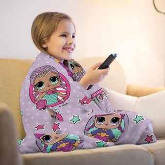 Manta-Infantil-para-Sofa-Fleece-LOL-Lepper