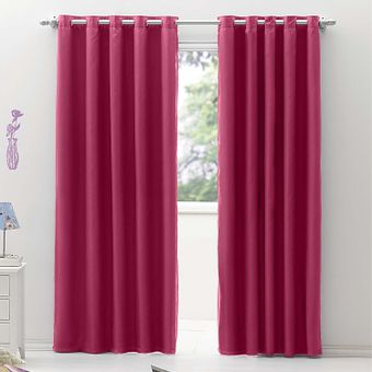 Cortina-Blackout-com-Voil-Izaltex-280-x-250cm---Pink