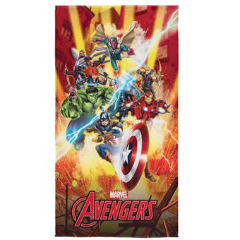 Toalha-de-Praia-Infantil-Avengers-Lepper