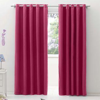 Cortina-Blackout-com-Voil-Izaltex-280-x-180cm---Pink