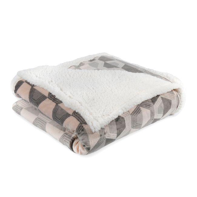 Cobertor-Casal-Dupla-Face-Flannel-e-Sherpa-Sultan-Ivo