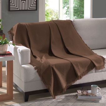 Manta-para-Sofa-Dohler-Marrocos-Marrom-150-x-120cm