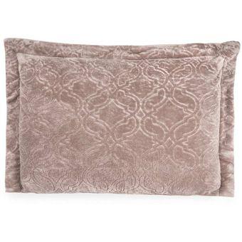 Fronha-em-Plush-Alto-Relevo-BBC-Textil-Caqui-Cor-305
