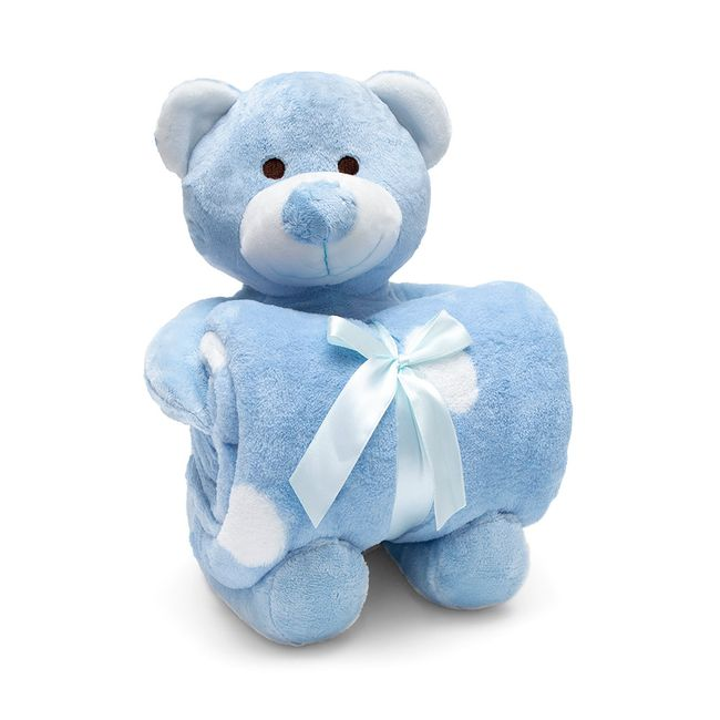 Kit-Manta-com-Bichinho-de-Pelucia-Urso-Azul-Bouton-Baby