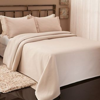 Colcha-Queen-Size-Piquet-Bege-Becadecor