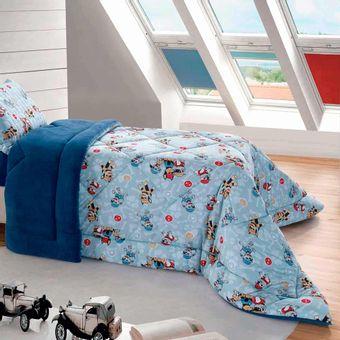 Edredom-Infantil-Malha-Dogs-BBC-Textil
