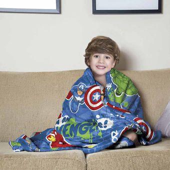 Manta-Infantil-para-Sofa-Fleece-Lepper-Avengers
