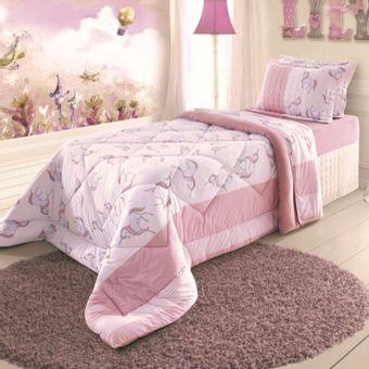 Edredom-Infantil-BBC-Textil-Malha---Unicornio