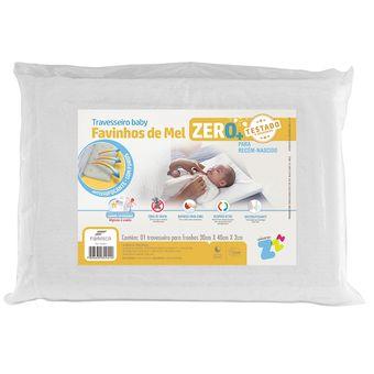 Travesseiro-para-Bebe-Fibrasca-Favinhos-de-Mel-Baby-Zero