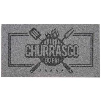 Capacho-Churrasco-do-Pai-Kapazi-40x75cm