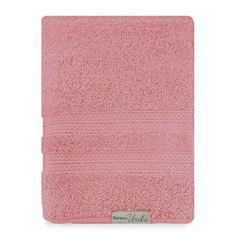 Toalha-de-Rosto-Karsten-Unika-Lady-Pink-500-g-m²-48x80cm