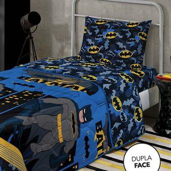 Edredom-Infantil-Batman-Lepper-Dupla-Face
