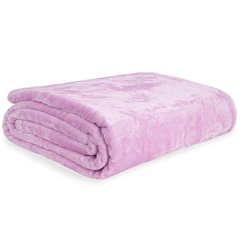 Cobertor-Queen-Size-Sultan-Lilas-Naturalle-Fashion-Super-Soft-300-g-m²
