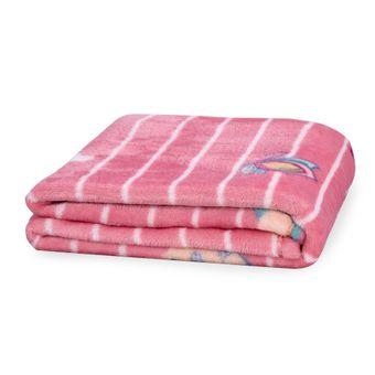 Manta-para-Bebe-Jolitex-Dyuri-Carinho-Rosa-Escuro-90x110cm-