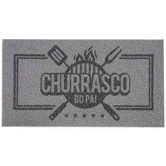 Capacho-Churrasco-do-Pai-Kapazi-40x75cm