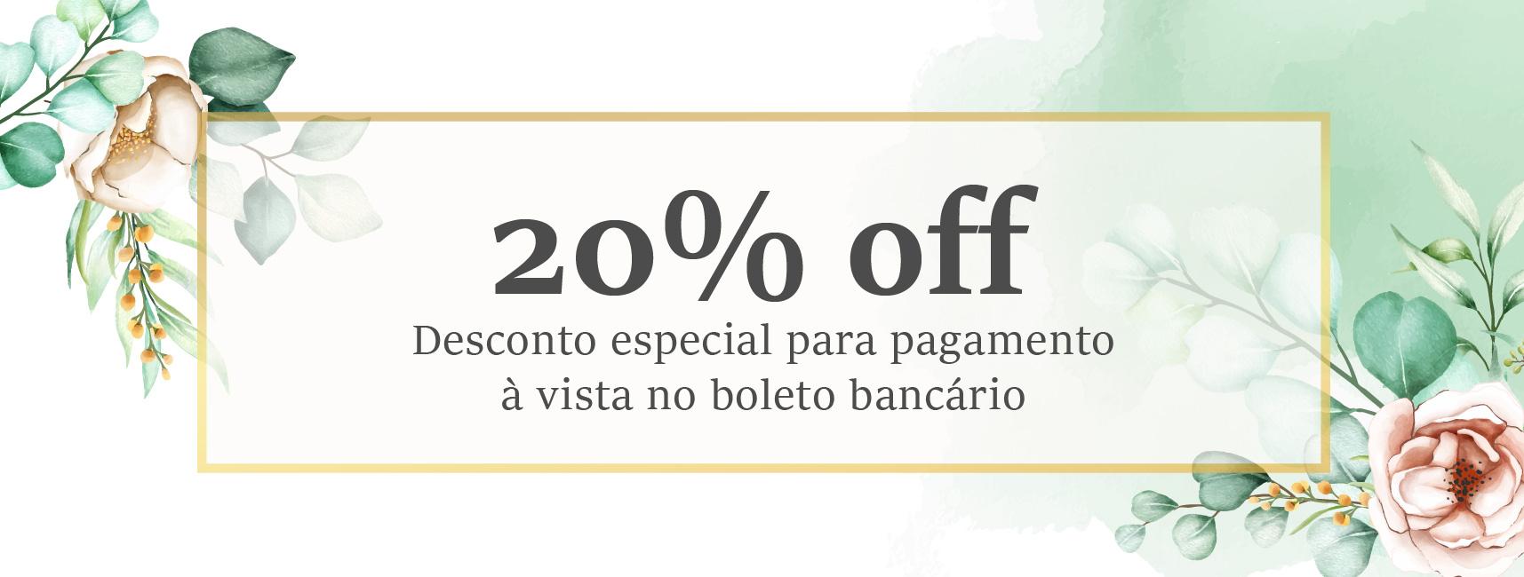 20%Off Boleto-mobile