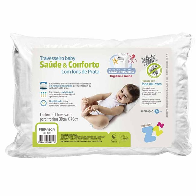 Travesseiro-para-Bebe-Fibrasca-Saude-e-Conforto-com-Ions-de-Prata