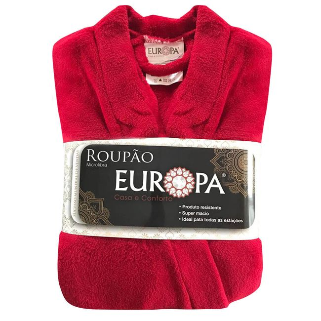 Roupao-Quimono-Europa-Microfibra--Tam-G----Vermelho