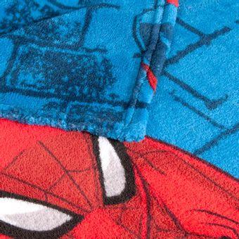 Manta-Infantil-Spider-Man-Teia-Marvel-150x200cm-Jolitex
