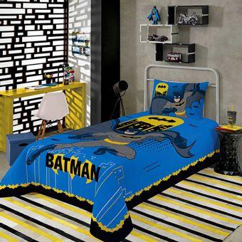 Jogo-de-Cama-Infantil-Batman-Lepper-2-Pecas