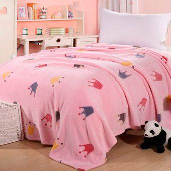 Cobertor-Infantil-Sultan-Microfibra-Princess-250-g-m²
