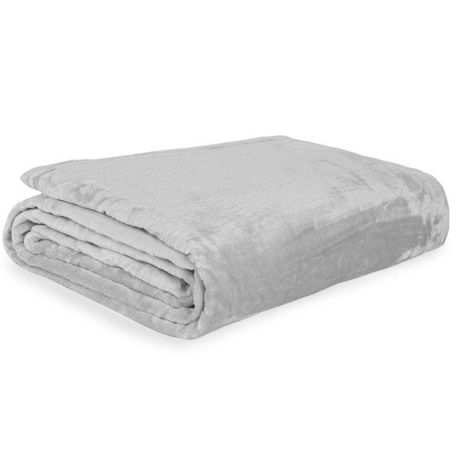 Cobertor-Queen-Size-Sultan-Cinza-Naturalle-Fashion-Soft-340-g-m²