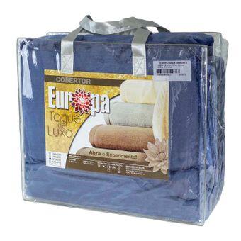 Cobertor-King-Size-Europa-Toque-de-Luxo-240-x-250cm---Indigo