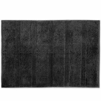 Tapete-de-Banheiro-Karsten-Felpudo-Tatame-Preto-570-g-m²-48x70cm