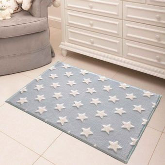 Tapete-Infantil-Jolitex-Mimo-Estrelas-Azul-70x100cm