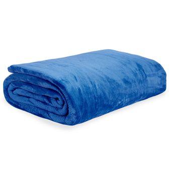 Cobertor-Queen-Size-Sultan-Azul-Marinho-Naturalle-Fashion-340-g-m²