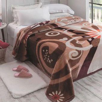 Cobertor-Queen-Size-Jolitex-Raschel-Plus-Marnel-Vinho