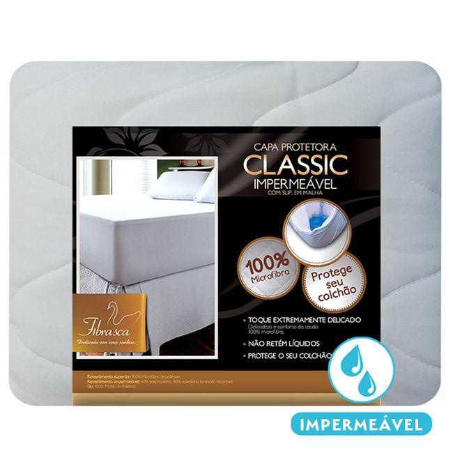 Protetor-de-Colchao-Impermeavel-Queen-Size-Fibrasca-Classic-Matelasse-Branco