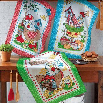 Kit-Pano-de-Prato-Dohler-6-Pecas-45x65cm-Chickens-01