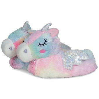Pantufa-Infantil-Unicornio-Rainbow-Europa-26-27