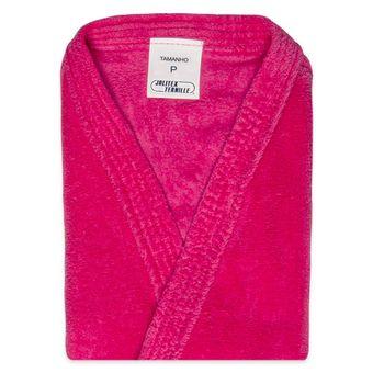 Roupao-Fleece-Jolitex-Tamanho-P-Pink