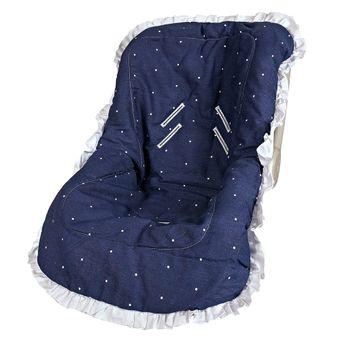 Capa-para-Bebe-Conforto-Cherie-Azul-Marinho