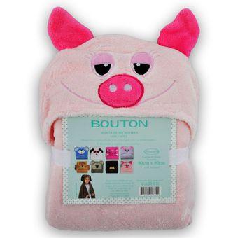 Manta-Infantil-de-Bichinhos-Bouton-Porquinho