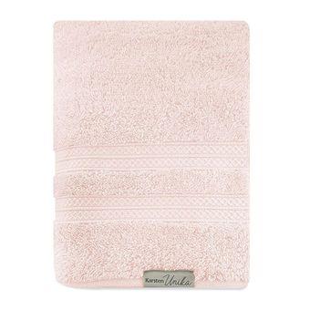 Toalha-de-Banho-Karsten-Unika-Rose-500-g-m²-70x140cm