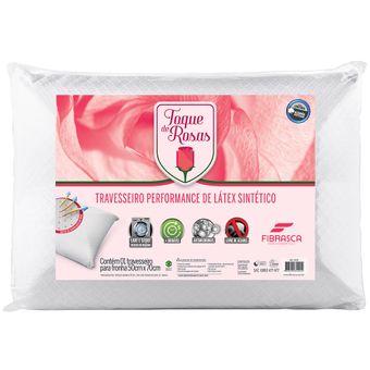 Travesseiro-Fibrasca-Toque-de-Rosas-Latex-Sintetico-Saponeto