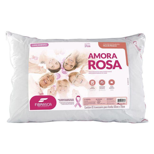 Travesseiro-Fibrasca-Amora-Rosa