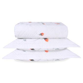 Cobreleito-Queen-Size-Dupla-Face-200-Fios-3-Pecas-Toronto-Premium-Branco