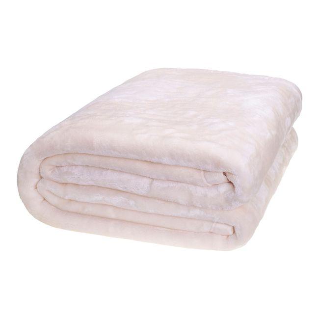 Cobertor-Solteiro-Europa-Toque-de-Luxo-150-x-240cm---Marfim