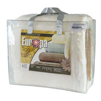 Cobertor-King-Size-Europa-Toque-de-Luxo-240-x-250cm---Marfim