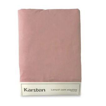 Lencol-Avulso-Queen-Size-Karsten-180-Fios-Liss-Rosa-158x198x40cm