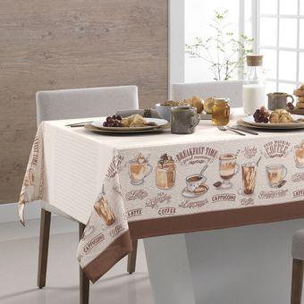 Toalha-de-Mesa-Quadrada-Karsten-Dia-a-Dia-4-Lugares-Cafe-Gourmet-140x140xcm