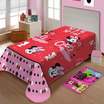 Manta-Infantil-Soft-Minnie-Mouse-150x200cm