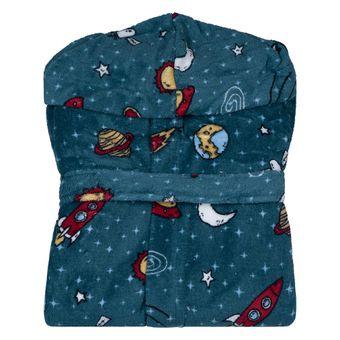 Roupao-Infantil-com-Capuz-em-Microfibra-Atlantica-6-a-8-Anos-Astronauta