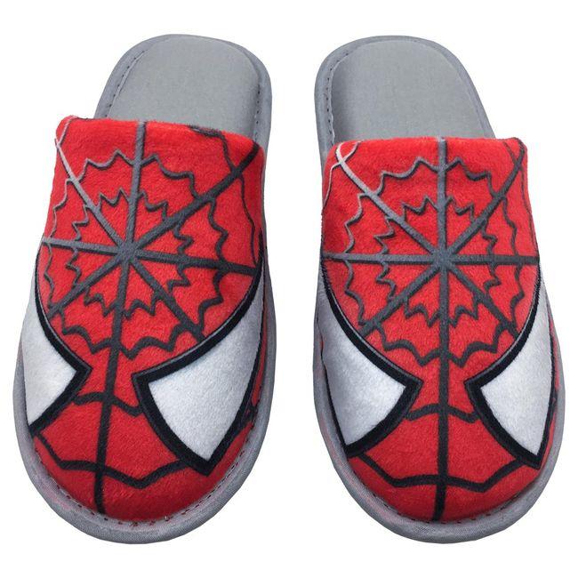 Pantufa-Chinelo-Spider-Europa-28-29